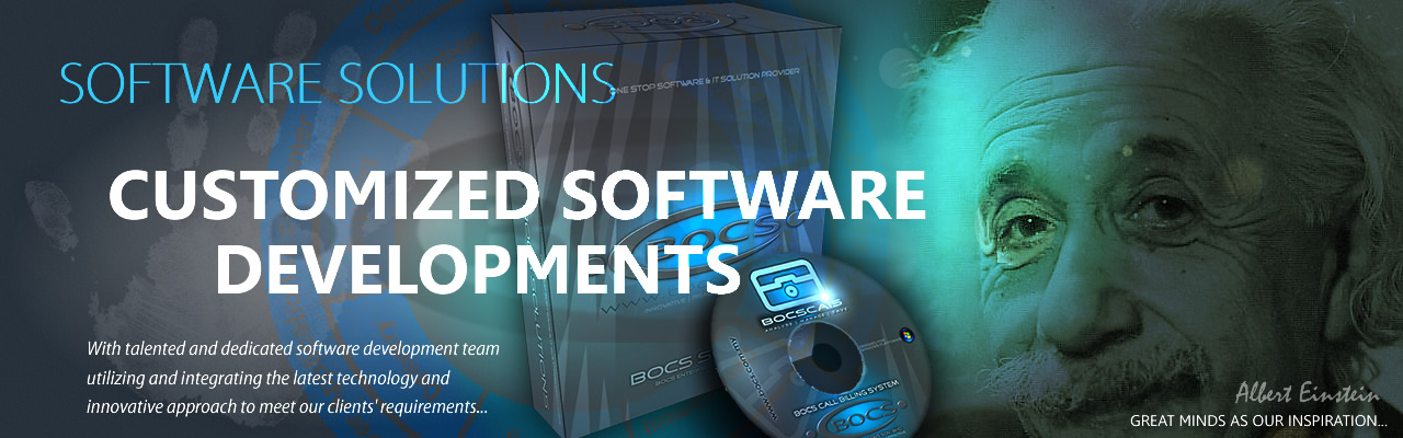 Software Solutions / IT Services